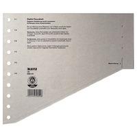 Leitz Intercalaires en carton Intercalaire - Gris