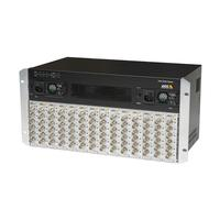 Axis Q7920 Netwerkchassis - Zwart,Grijs