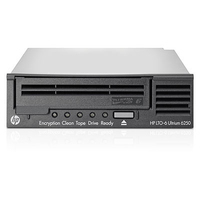 Hewlett Packard Enterprise StoreEver LTO-6 Ultrium 6250 Lecteur cassette - Noir