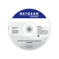 Netgear VPNG05L Software licentie
