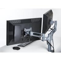 Kensington Support à doubles bras SmartFit® pour moniteurs Support d'écran - Titane