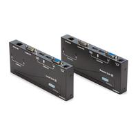 StarTech.com USB/VGA Cat5 UTP KVM Verlengsysteem - Zwart