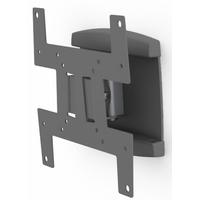 Flat panel muur steunen