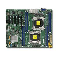 Supermicro X10DRL-LN4 Server/workstation moederbord
