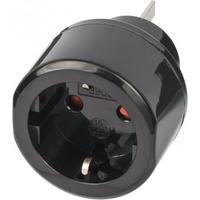 Brennenstuhl Travel Adapter Earthed/Australia, China Fiche secteur / adaptateur