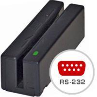 MagTek Mini Swipe Reader (RS-232) Lecteur de carte