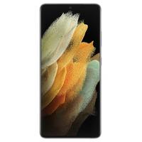 Samsung Galaxy S21 Ultra 5G Phantom Silver Smartphone - Argent 128GB