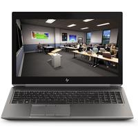 HP ZBook 15 G6 i7 16Go RAM 512Go SSD Portable - Argent