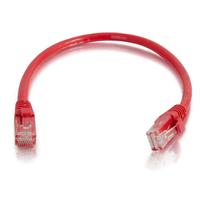 C2G 10m Cat6 Patch Cable Câble de réseau - Rouge