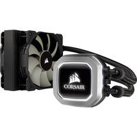 Corsair H75 Computer vloeibare koeling - Zwart