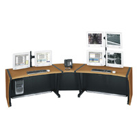 Middle Atlantic Products 48' LCD Monitoring Desk, DC Bureau