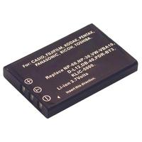 2-Power Digital Camera Battery 3.7V 1150mAh - Noir