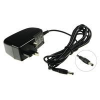 2-Power AC Adapter 9.5V 24W inc. mains cable Adaptateur de puissance & onduleur - Noir