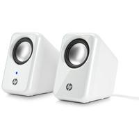 HP Multimedia 2.0 Speakers Luidspreker - Wit