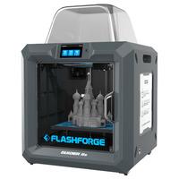 Flashforge Guider IIs Imprimante 3D - Gris,Transparent