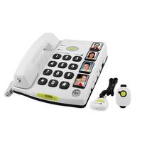 Doro Secure 347 DECT-telefoon - Wit