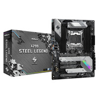 Asrock X299 Steel Legend Moederbord