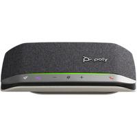 POLY Sync 20, Microsoft, USB-A Luidsprekertelefoon - Zwart, Zilver