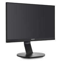 Philips Brilliance LCD-monitor met USB-docking 23.8'' TFT monitor - Zwart