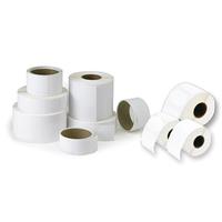 DTM Print Paper Semi Gloss Etiket - Wit
