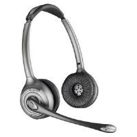 POLY WH350 Headset - Zwart