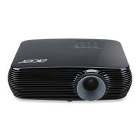 Acer Value X1328WH Beamer - Zwart