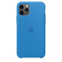 Apple Coque en silicone pour iPhone 11 Pro - Bleu surf