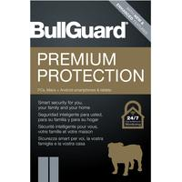 BullGuard Premium Protection Software licentie