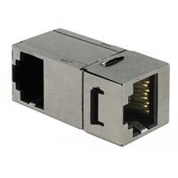 DeLOCK Keystone Module, RJ-45, Cat6, 36.4x21.4x16.3 mm