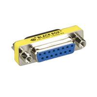 Black Box Changeurs de genre Sub-D Adaptateur de câble - Argent,Jaune