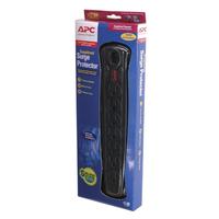 APC Essential SurgeArrest, 7 outlet Spanningsbeschermer - Zwart