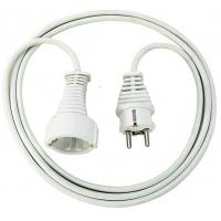 Brennenstuhl Quality Cable Cordon d'alimentation - Blanc