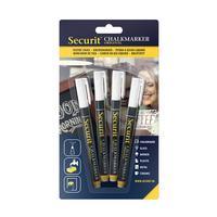 Securit Chalkmarker, White