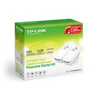 TP-LINK TL-PA8030PKIT Adaptateur CPL - Blanc