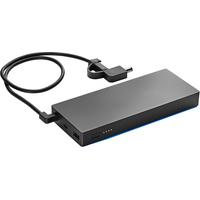 HP Chargeur pour ordinateur portable Chargeur de batterie - Noir