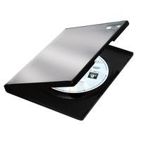 Fellowes 5x DVD Plastic Replacement Cases - Noir