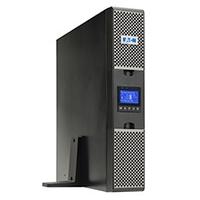 Eaton 9PX Dubbele conversie (online) 1000 VA 1000 W 8 AC-uitgang(en) incl. netwerkkaart UPS - Zwart
