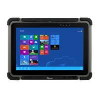 Winmate M101B, Intel Celeron, 4GB Tablet - Zwart,Grijs