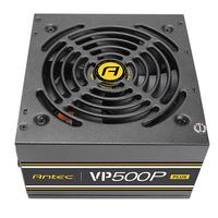 Antec VP500P Plus EC Unités d'alimentation d'énergie - Noir