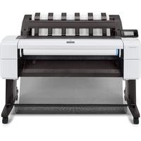 HP Designjet T1600 Grootformaat printer - Cyaan,Grijs,Magenta,Mat Zwart,Foto zwart,Geel