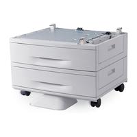 Xerox Onderkast (zonder opslagruimte), te gebruiken in combinatie met 3 extra papierladen (097N01524) Printerkast