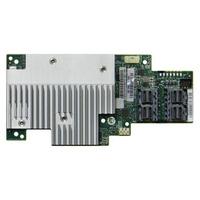 Intel Tri-mode PCIe/SAS/SATA Full-Featured RAID Mezzanine Module, 16 internal ports RAID-controller