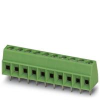 Phoenix Contact Bloc de jonction C.I. - MKDS 1/ 6-3,81 Borniers électriques