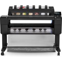 """HP Designjet Impresora PostScript de 36"""" T1530 Grootformaat printer - Cyaan,Grijs,Magenta,Mat Zwart,Foto zwart,Geel"""