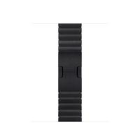 Apple Spacezwarte schakelarmband (38 mm)