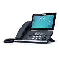Yealink SIP-T58A Téléphone IP - Noir