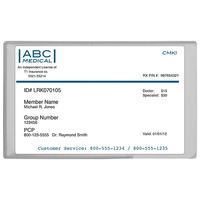 Brother CS-CS001\nHulpblad voor plastic kaart voor de ADS-2100/ADS-2600W scanners Transparantadapter