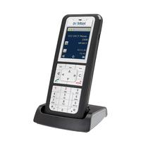 Mitel 632d v2 DECT-telefoon - Zwart, zilver