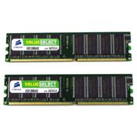 Corsair 8GB (2x4GB) DDR3 1600MHz UDIMM RAM-geheugen
