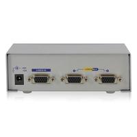 ACT 2xVGA, 2048x1536px, 60Hz, 65m, 400 Mhz Bandwidth, Grey Répartiteur vidéo - Gris